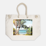Bookoo Babies Seas The Day Beach Tote