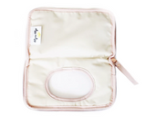 Bookoo Babies Wipes Case - Blush Crush
