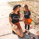 Bookoo Babies Mommy & Me Hey There Pumpkin Tee