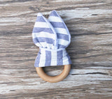 Bookoo Babies Wooden Teething Rings