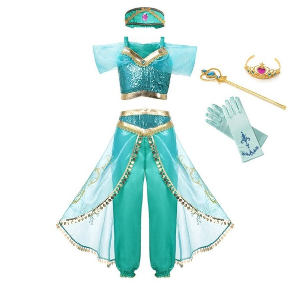 Bookoo Babies Arabian Princess Dress up Outfit