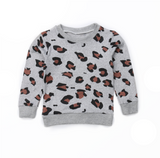Bookoo Babies Mommy & Me Wild About You Leopard Sweater