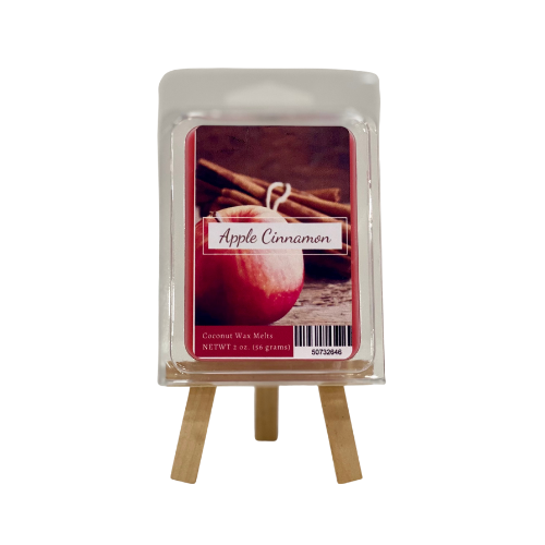 Wax Melts 2oz, Apple cinnamon