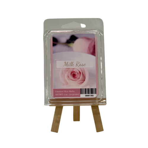 Wax Melts 2oz, Milk rose (voluspa)