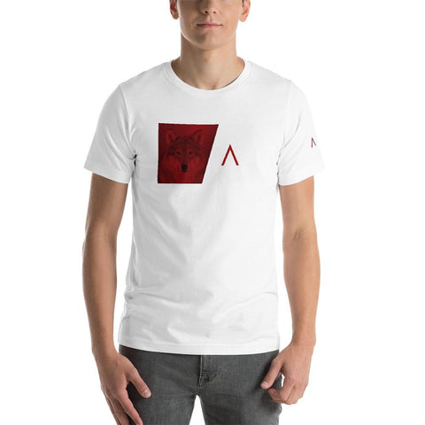 Alpha Top Dog T-Shirt Apparel Alpha Pro Scooters White XS
