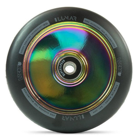 Lucky Lunar Wheel- 120mm Parts Lucky Neo Chrome
