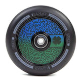 Lucky Lunar Wheels Black PU - 110mm Parts Lucky Hypnotic