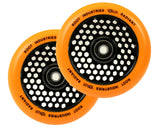 "Root Industries ""Radiant"" Honeycore Wheels - 110mm Parts Root Industries Radiant - Orange"