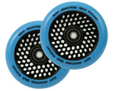"Root Industries ""Radiant"" Honeycore Wheels - 120mm Parts Root Industries Blue"