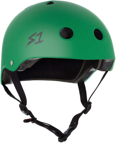 S1 Lifer Helmet - Kelly Green Matte Safety Gear S1 XS
