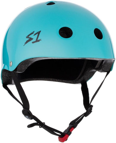 S1 Lifer Helmet - Lagoon Gloss Safety Gear S1 XS