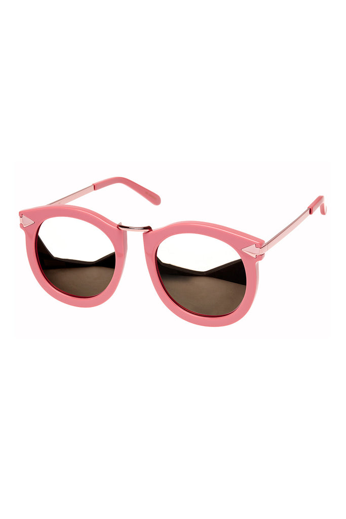 60f56318a285 Karen Walker Super Lunar Rose Pink – Sister By Love