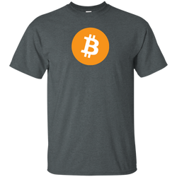 Bitcoin Logo Men's Tee