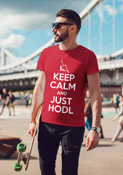 Keep Calm And Just Hodl