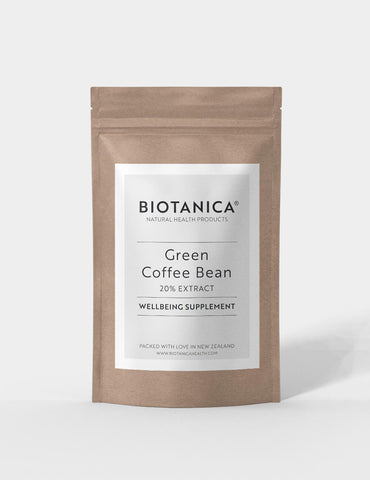 Image of Biotanica, Green Coffee Bean, Premium Cholrogenic Extract