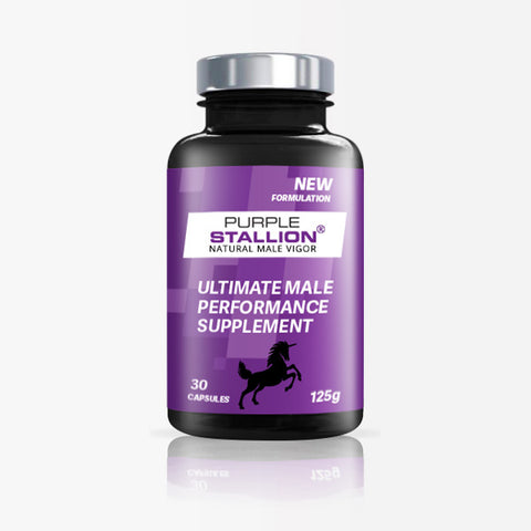 Purple Stallion® Alpha