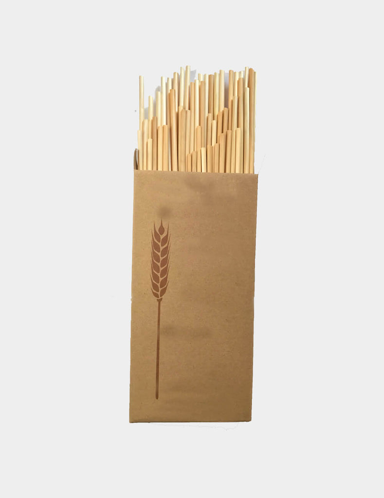 Wheat Eco Straws