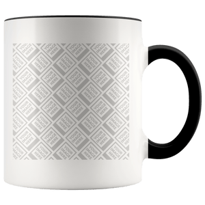 Personalized Accent Mug 11oz