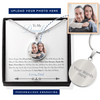 Dreams & Stars Personalized Necklace (Dad)