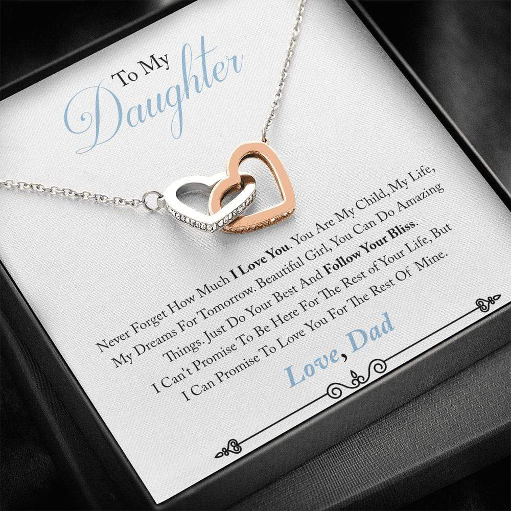 Follow Your Bliss Necklace (Dad)