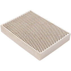 Honeycomb Soldering Board (Large Holes) 5.25x4.87in