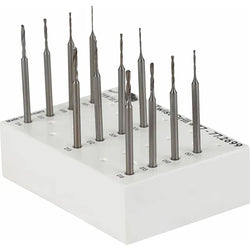Panther® 0.5-1.6 mm Twist Drills - Set of 12