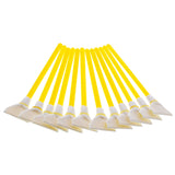 Alpha 24mm Sensor Cleaning Swabs (12pk) (Yellow)