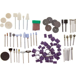 "Accessory Kit, Assorted Accessories, 3/32"" & 1/8"" Shanks"