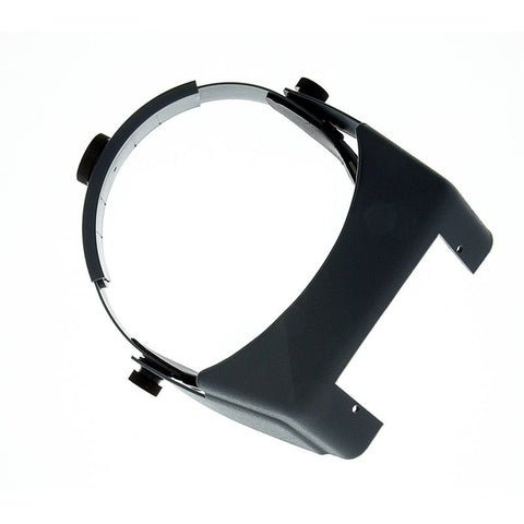 OptiVISOR®Visor & Headband only – no lens plate