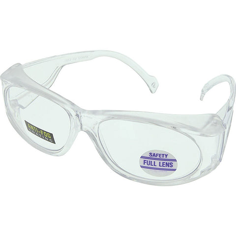 MS Magnifying Safety Glasses - Anti-Fog, 1.75