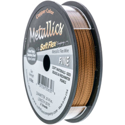 Soft Flex Wire .014 Dia. 30 Ft. 21 Strand Copper