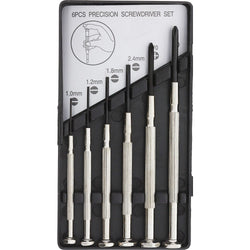 Screwdriver Set, 6 pc. Precision