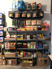 PCT Backpacking Resupply Food in Julian at 2 Foot Adventures