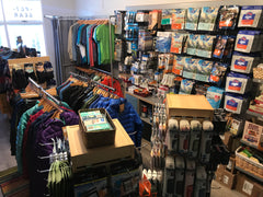 Freeze Dried Backpacking Meals and Hiking Clothing at 2 Foot Adventures