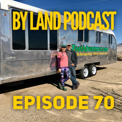 PCT Podcast By Land 2 Foot Adventures