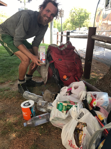 PCT Resupply Items Not to Bring on Thru-Hike