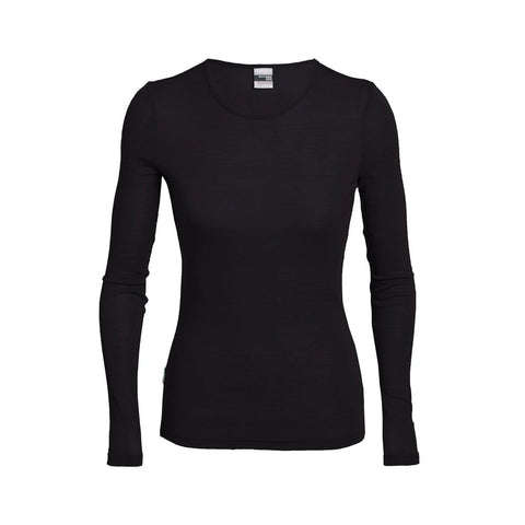 Icebreaker Women's 200 Everyday Long Sleeve Crew Top