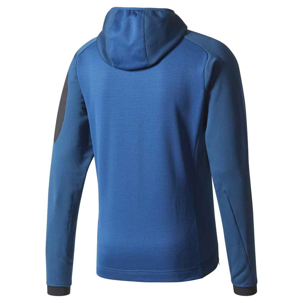 Adidas Outdoors Mens TERREX Stockholm Hooded Fleece Jacket