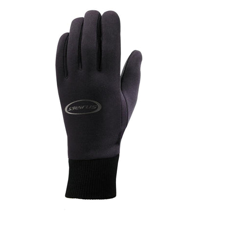 Seirus Original All Weather Glove - Mens-Clothing Accessories-Serius Innovation-SM-Black-2 Foot Adventures