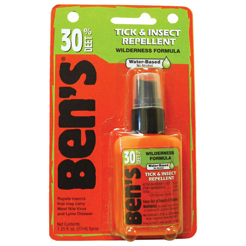BEN'S 30% DEET INSECT REPELLENT