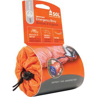 SOL EMERGENCY BIVVY/BLANKETS-Liberty Mountain-2 Foot Adventures