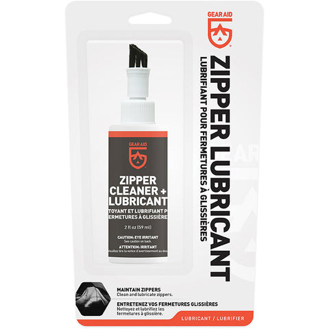 Zipper Cleaner & Lubricant - Gear Aid