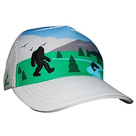 Headsweats Bigfoot Trucker Hat-Clothing Accessories-Amazon-Mountain Friends-2 Foot Adventures