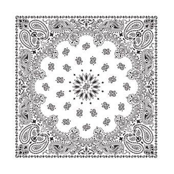 Bandanas-Clothing Accessories-Liberty Mountain-Fashion White-2 Foot Adventures