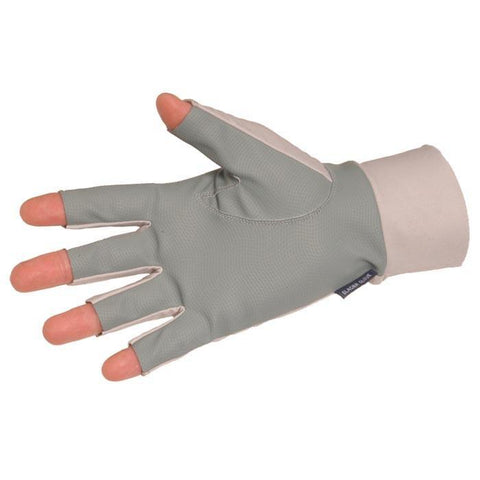 Fingerless Sun Glove With Palm Grip