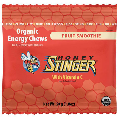 Honey Stinger Assorted Organic Energy Chews