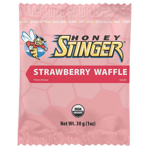 Honey Stinger Assorted Organic Waffles
