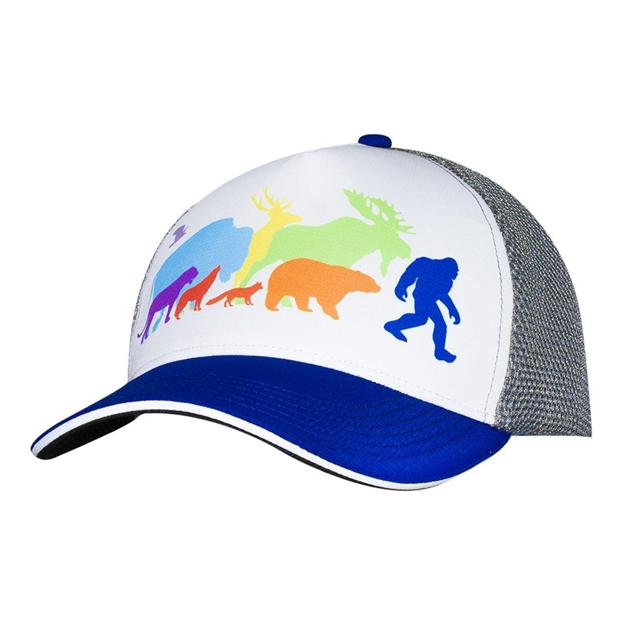 Headsweats Bigfoot Trucker Hat-Clothing Accessories-Amazon-Mountain Yeti-2 Foot Adventures