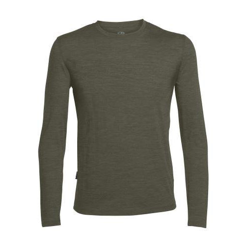 Icebreaker Men's Tech Lite Long Sleeve Crew Top