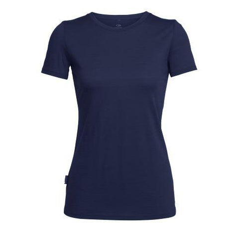 Icebreaker Women's Tech Lite Short Sleeve Crew Top